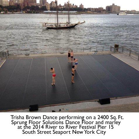 Trisha Brown DancePier 15